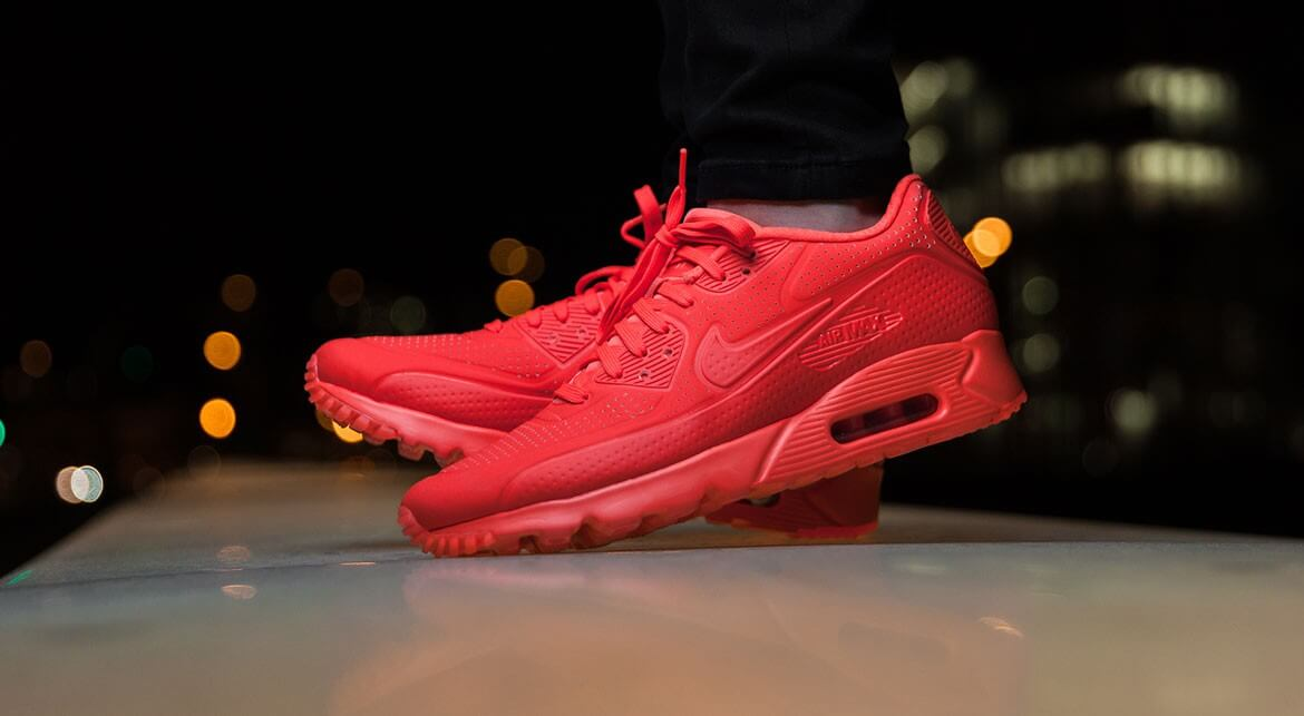 air max 90 ultra moire rosse