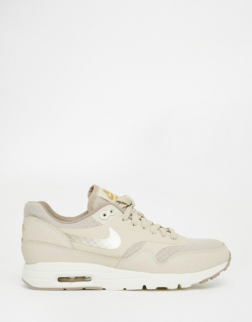 Beige Nike Trainers : Nike Shoes For